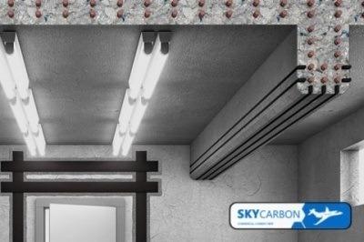 Усиление железобетонных конструкций углепластиком | Усиление зданий и сооружений